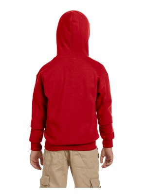 Gildan #G186B  Gildan Youth Heavy Blend™ 8 oz., 50/50 Full-Zip Hood